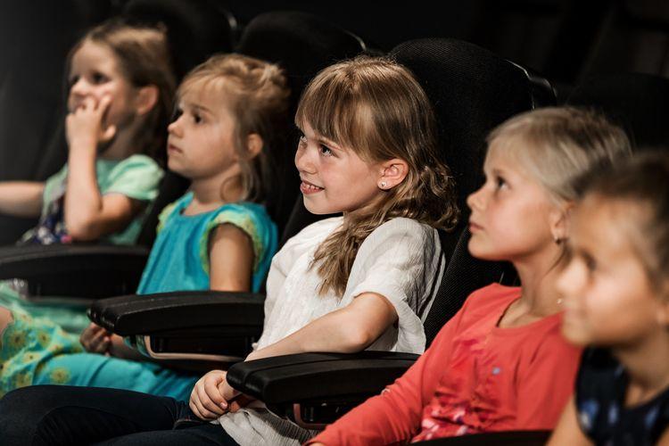 Weihnachts-Kinder-Kino