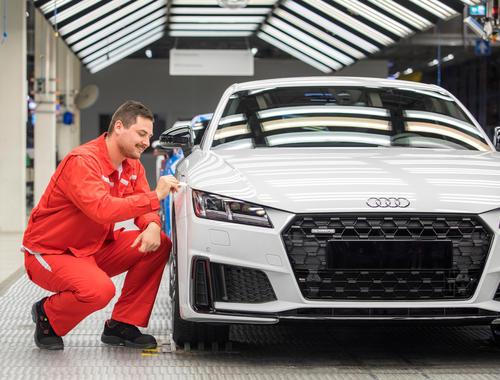 Audi-Standort Győr