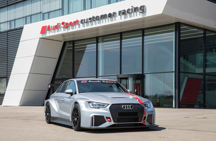 TCR Model of the Year 2018