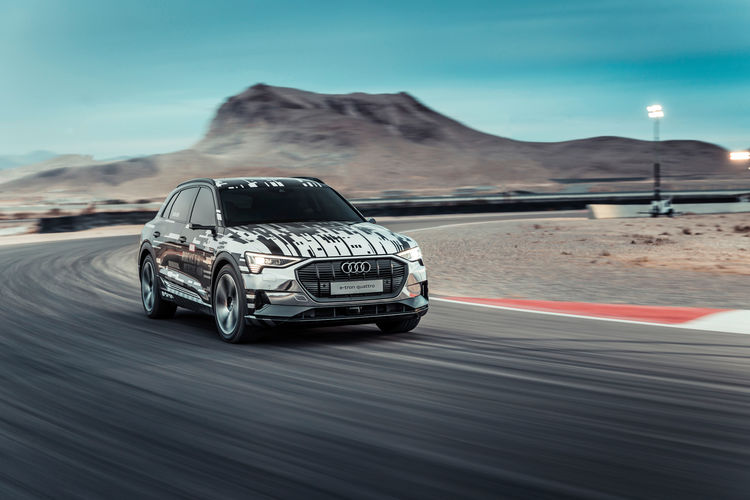 Audi turns the car into a virtual reality experience platform at CES