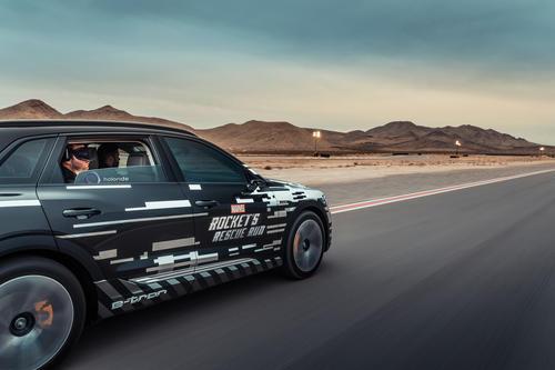 Audi verwandelt auf der CES das Auto in eine Erlebnisplattform für Virtual Reality