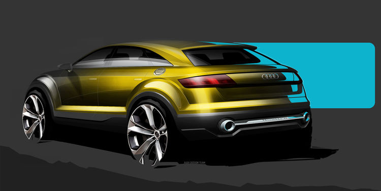 Audi Showcar Beijing 2014