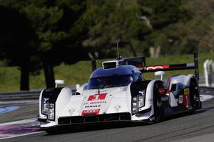 Audi konstruiert leichtesten Sportprototyp seiner Geschichte