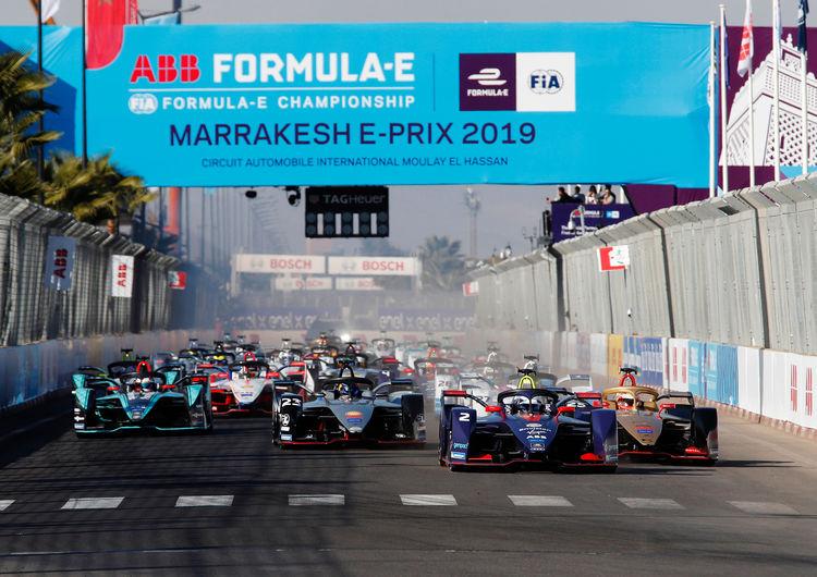 Formel E, Marrakesch E-Prix 2019