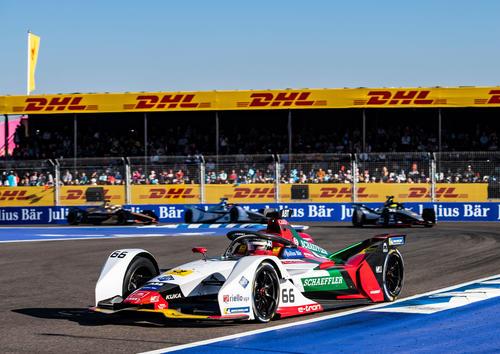 Formula E, Marrakesh E-Prix 2019