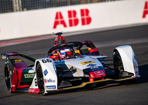 Formel E, Rookie-Test Marrakesch 2019