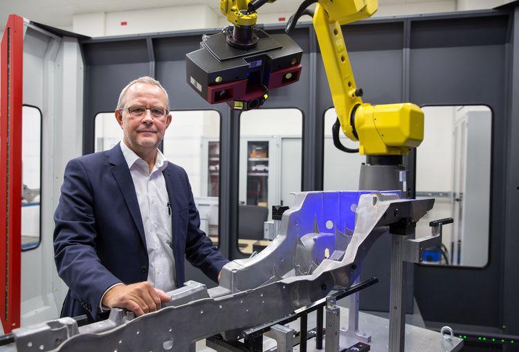 Fünf Jahre Audi-Fertigung in Münchsmünster