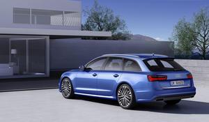 Audi A6 Avant TDI ultra