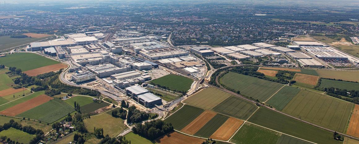 Audi in Ingolstadt (Stammsitz)