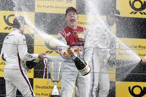 Audi gewinnt DTM-Krimi in Zandvoort