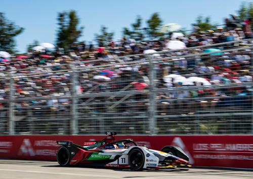 Formel E, Santiago E-Prix 2019