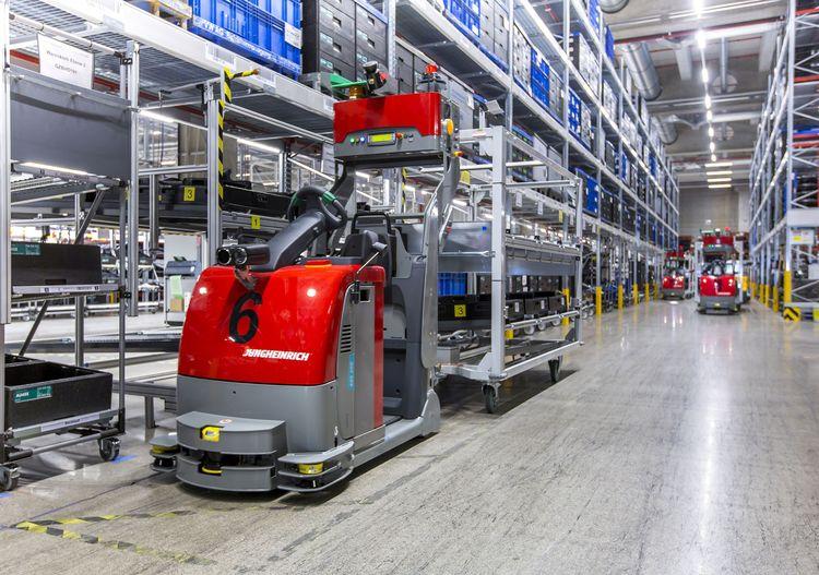 Audi Logistics