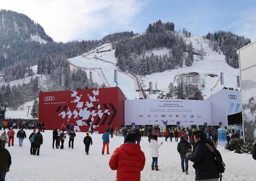 AUDI FIS Ski Alpin Weltcup, Kitzbühel 2019, 79. Hahnenkamm-Rennen
