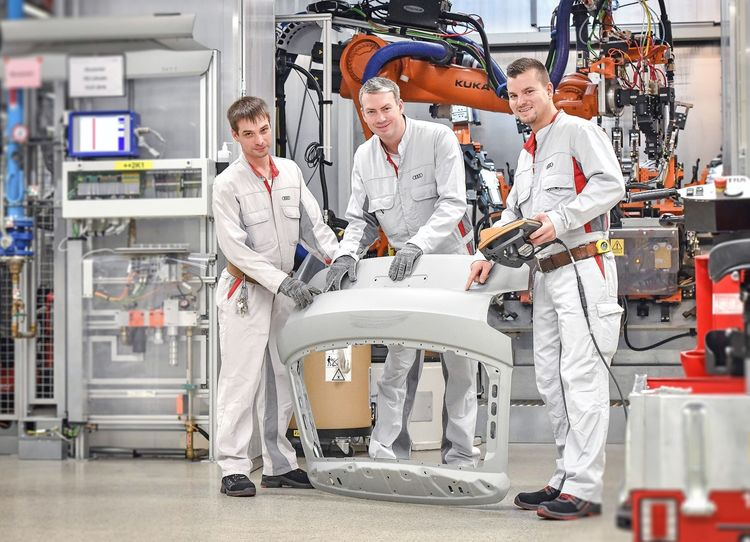 Audi saved nearly €110 million with clever employee ideas in 2018