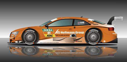Hoffmann Group neuer DTM-Partner von Audi
