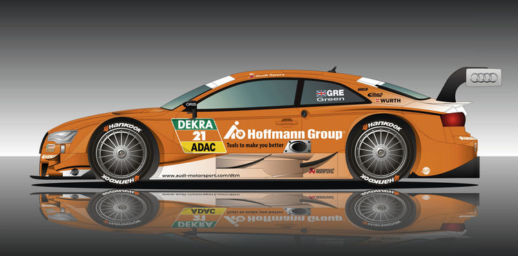 Hoffmann Group new DTM partner of Audi