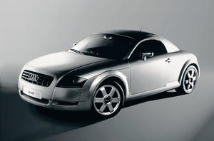 Special exhibition at the Audi museum mobile: history and stories about the Audi TT
