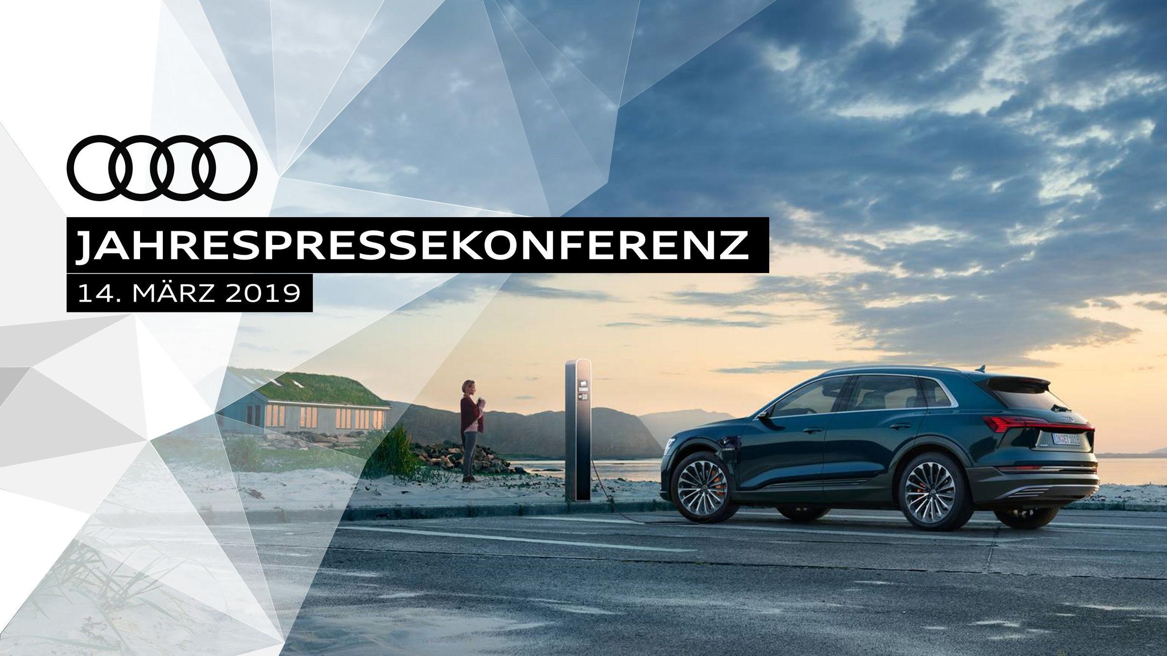 Jahrespressekonferenz 2019
