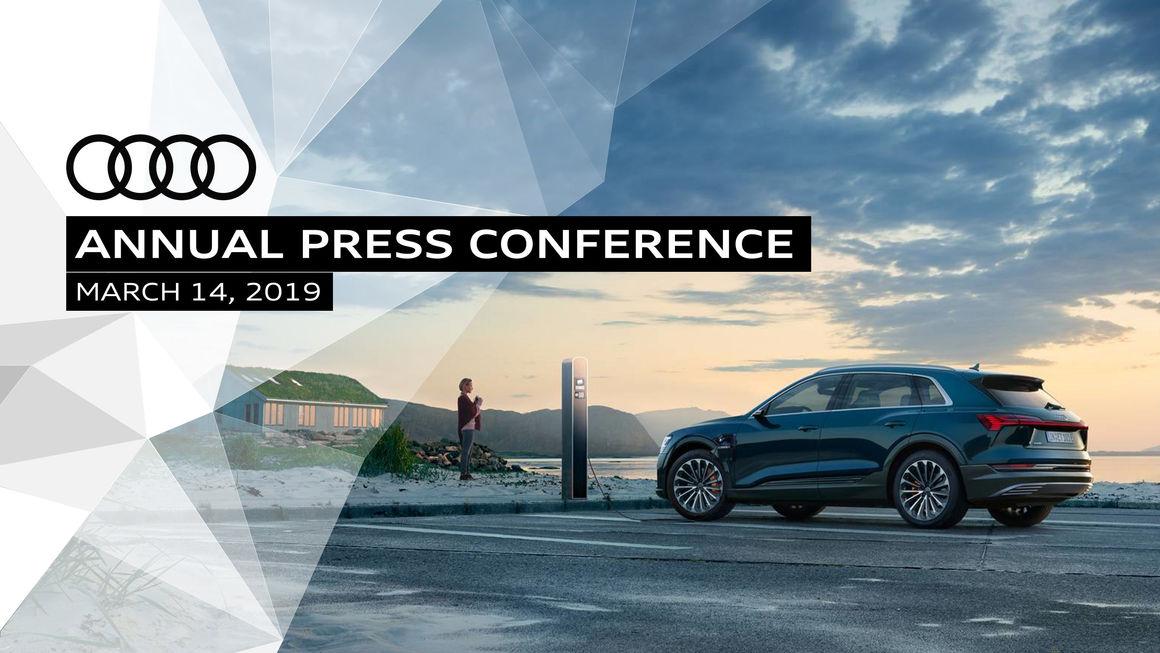 Annual Press Conference 2019