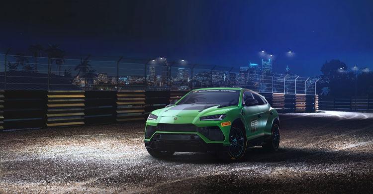 Lamborghini Urus ST-X Cocept