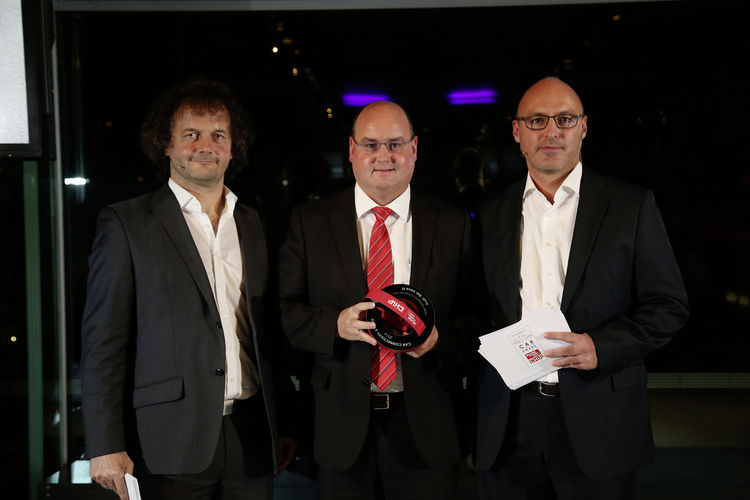 Audi wins connectivity award