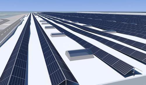 Klimaneutrale Energie für Audi Hungaria