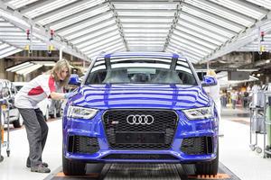 Audi Site Martorell, Spain: