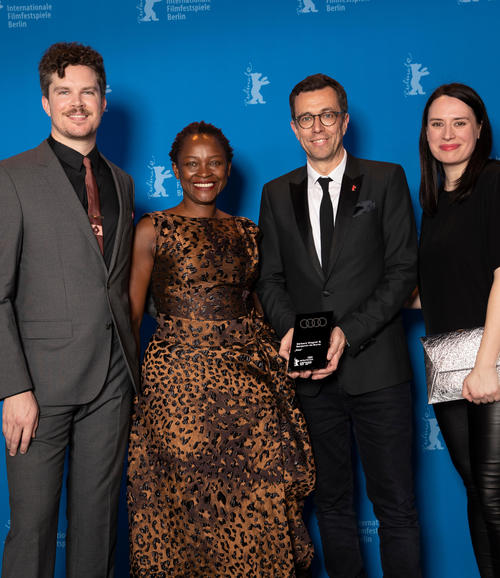 Audi at the 69. Berlinale - Audi Short Film Award 2019