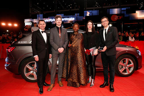 Audi at the 69. Berlinale - Audi Short Film Award 2019