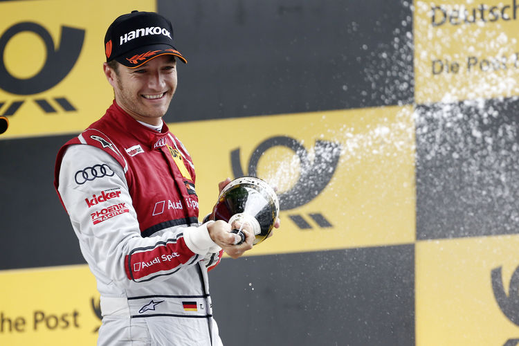 Timo Scheider clinches third place for Audi