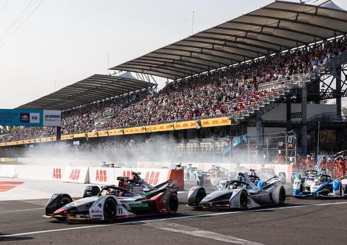 Formula E, Mexico City E-Prix 2019