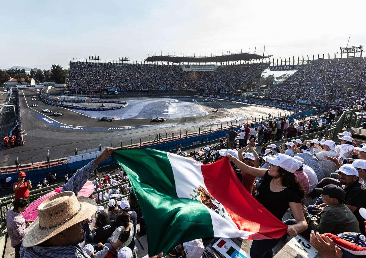 Audi aims to continue winning streak in Mexico