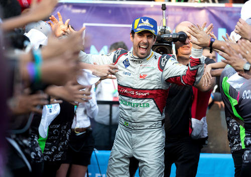 Formula E, Mexico City E-Prix 2019