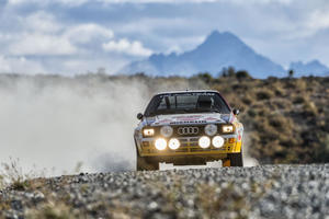 A new experience of history with Audi tradition