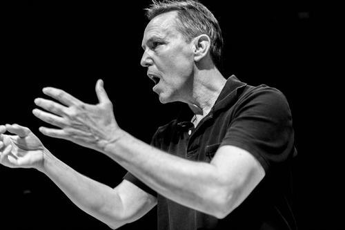 Gastspiel der Salzburger Festspiele in Ingolstadt mit dem Los Angeles Master Chorale unter der Leitung von Grant Gershon
