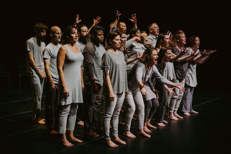 Gastspiel der Salzburger Festspiele in Ingolstadt mit dem Los Angeles Master Chorale