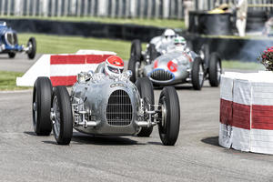 Audi shows real champions at the  Techno Classica