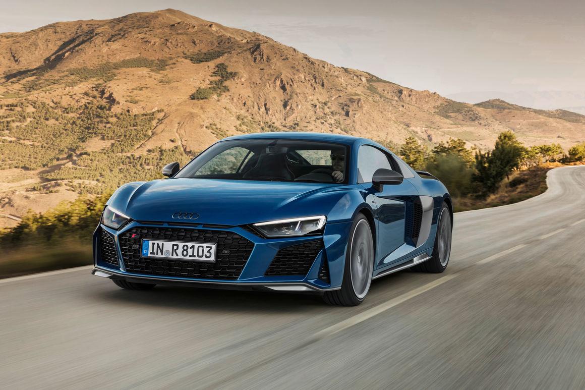 Kelebihan Kekurangan Audi R8 Coupé Perbandingan Harga