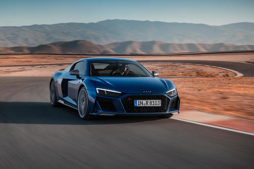 Audi R8 Coupé V10 performance quattro