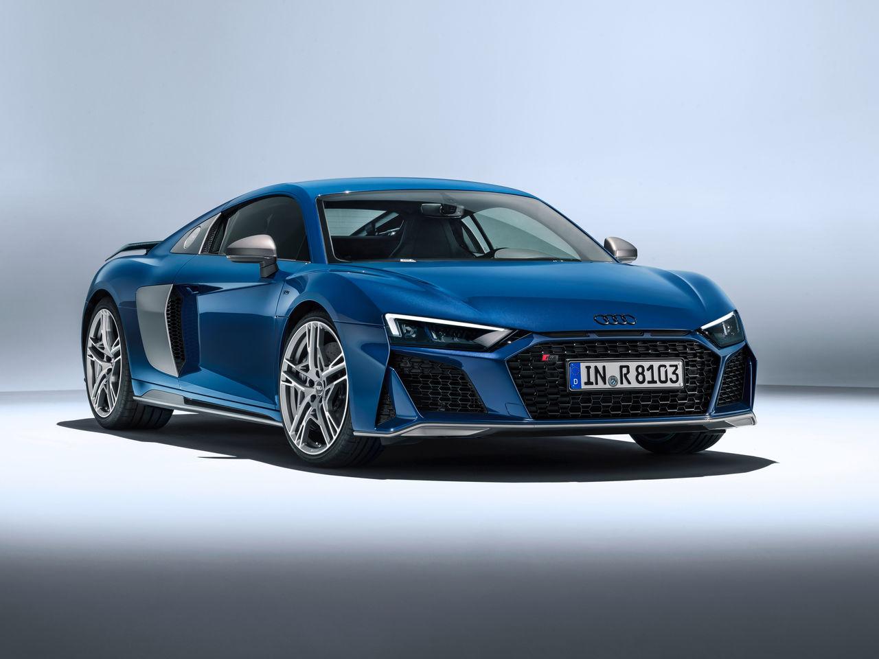 The New Audi R8 Audi Mediacenter