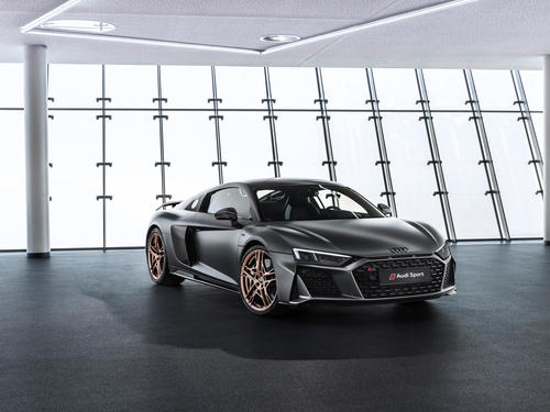 homage to ten years of the v10 engine the audi r8 v10 Golf 4 With R8 Audi Rims 2019 audi r8 v10 performance first
