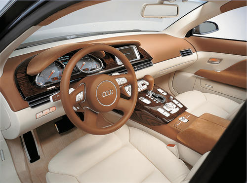 Audi Avantissimo - Interieur