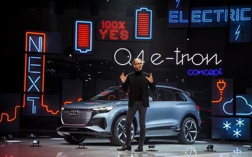 Audi at the Geneva International Motor Show 2019