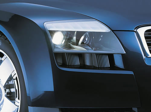 Audi Avantissimo - Headlights