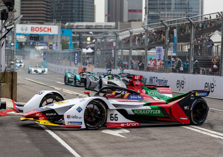 Formel E, Hong Kong E-Prix 2019