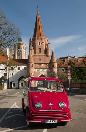 70 Jahre Audi am Standort Ingolstadt