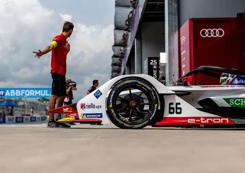 Formula E, Sanya E-Prix 2019