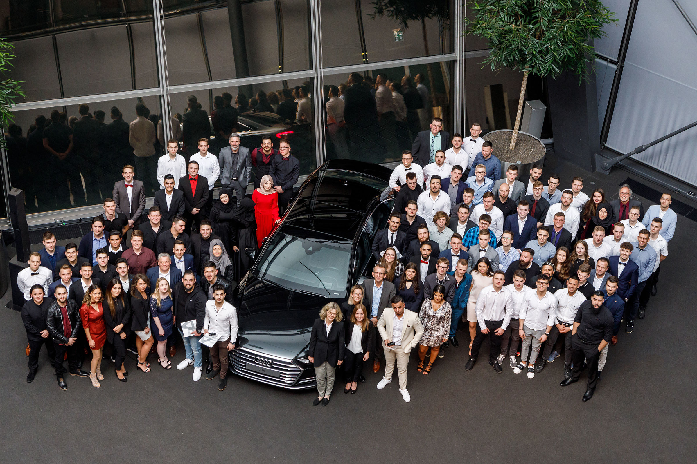 Audi Neckarsulm übernimmt 106 Azubis