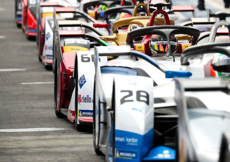 Formel E, Sanya E-Prix 2019