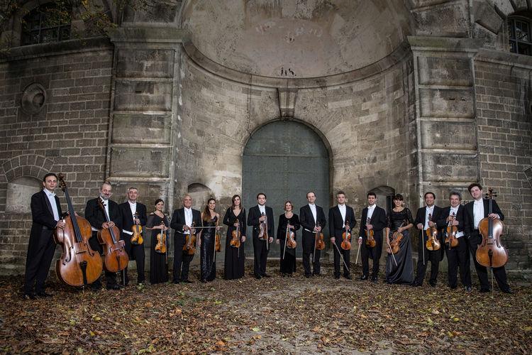 Georgian Chamber Orchestra Ingolstadt